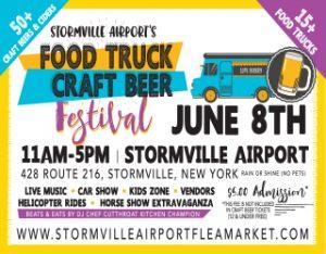 Stormville Airport Food Truck Festival